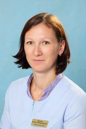 Наталья Владимировна Иванова