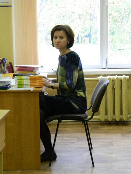 Наталья Владимировна Вековищева