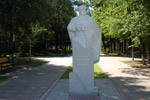 Памятник генералу Наумову в городе Обнинске