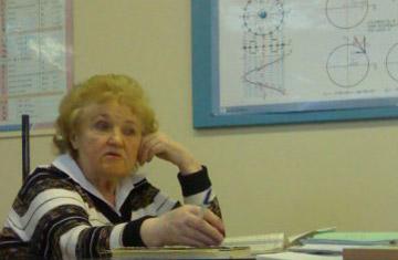 Нелли Аркадьевна Дамаскинская