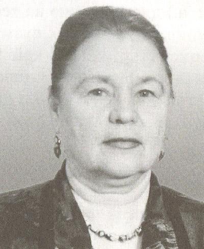 Нэлли Васильевна Куликова