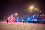 Символы новогоднего Обнинска (фотографии Ярослава Авилкина)
