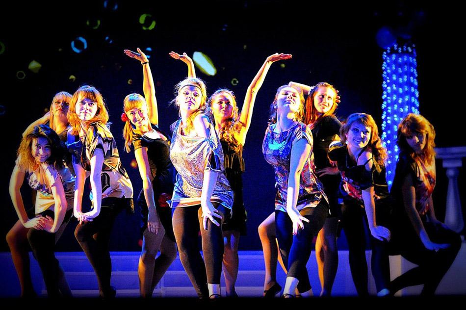 Танцевальный коллектив «NeXt» в городе Обнинске