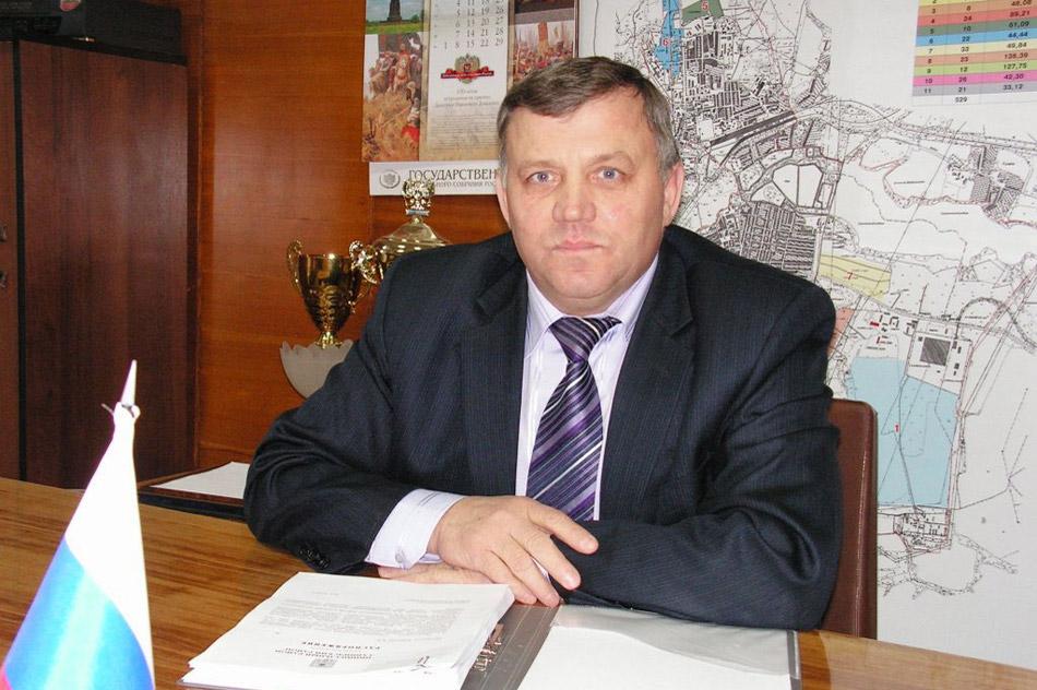 Николай Алексеевич Егоров