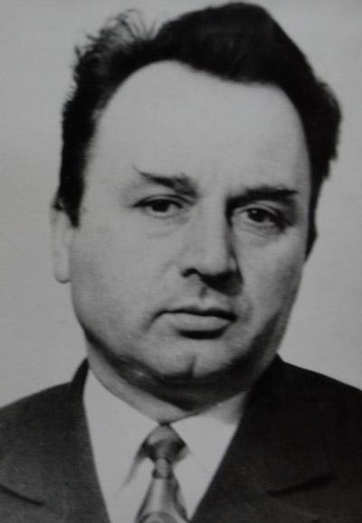 Николай Корнеевич Дьяченко