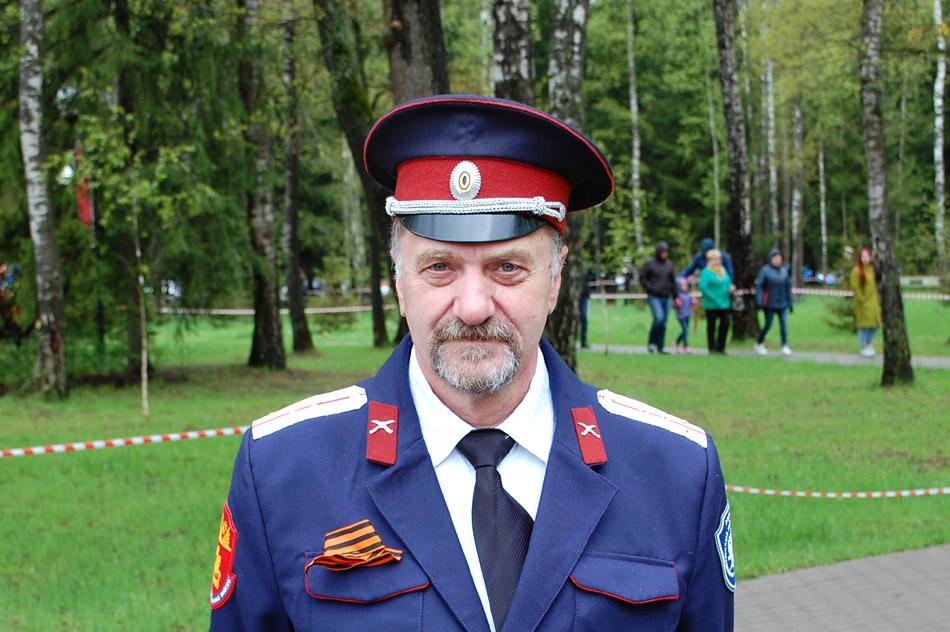 Николай Михайлович Ветров