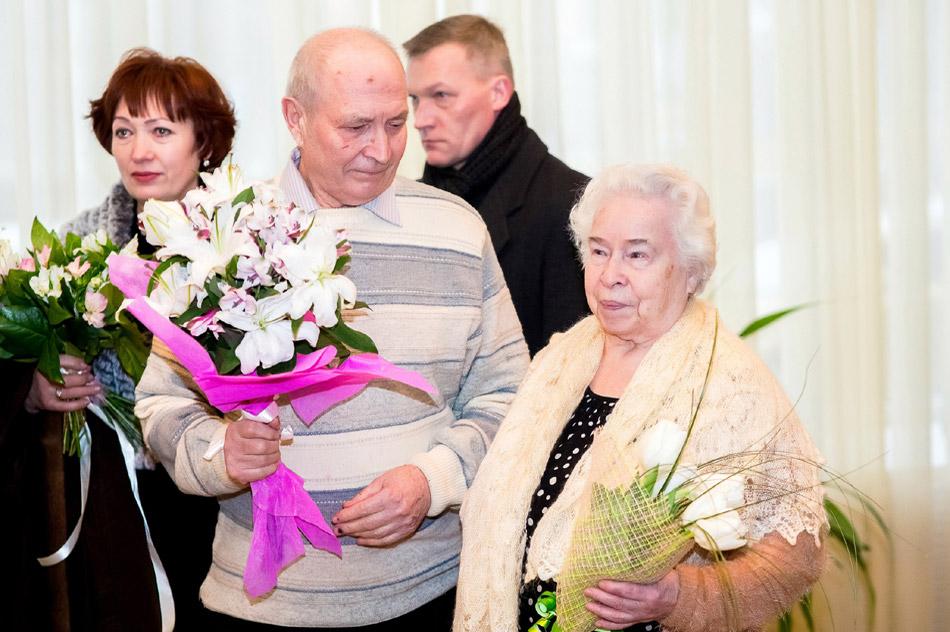 Николай Николаевич Никитенко и Софья Дмитриевна Никитенко