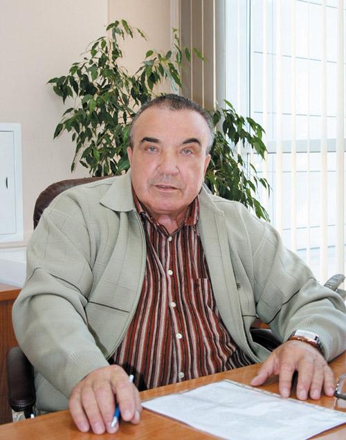 Николай Павлович Кулешов