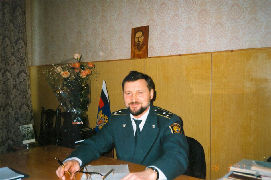 Николай Павлович Шусть