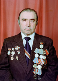 Николай Сергеевич Баршевцев