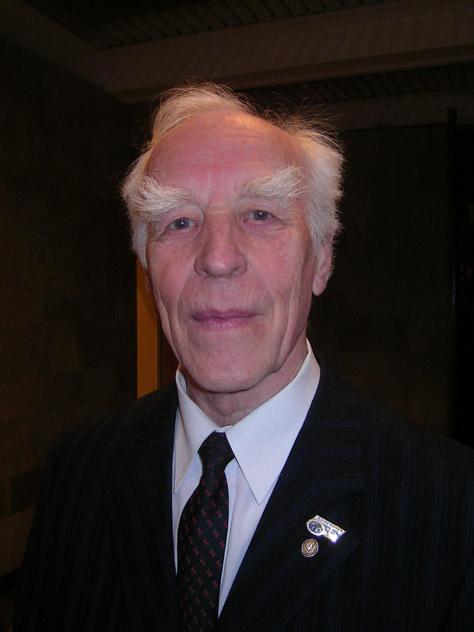 Николай Сергеевич Студёнов