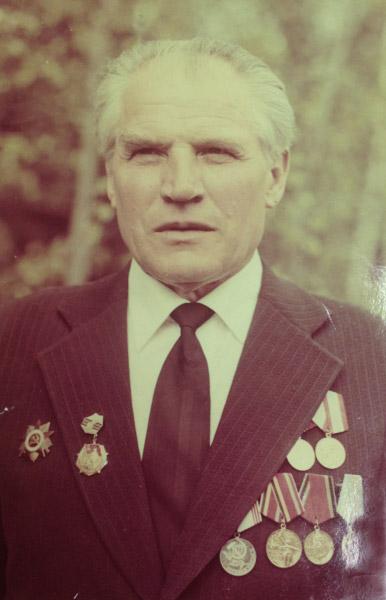 Николай Степанович Палёнов