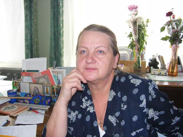 Нина Семёновна Демидова