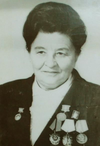 Нина Степановна Антоненко