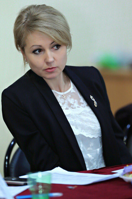 Нина Владимировна Горбачёва