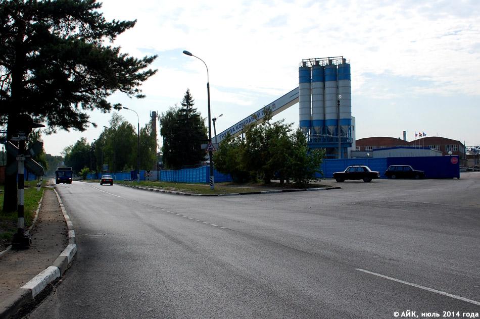 Производственные мощности компании «Новые строительные системы» (НСС) в городе Обнинске