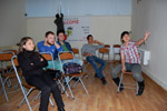 Международный вечер в рамках проекта «Обнинск без границ», посвящённый теме различий между странами (14 апреля 2012 года)