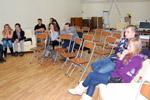 Первый международный вечер в рамках проекта «Обнинск без границ» (4 февраля 2012 года)