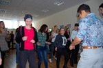 Вечер танцев Латинской Америки в рамках проекта «Обнинск без границ» (10 марта 2012 года)