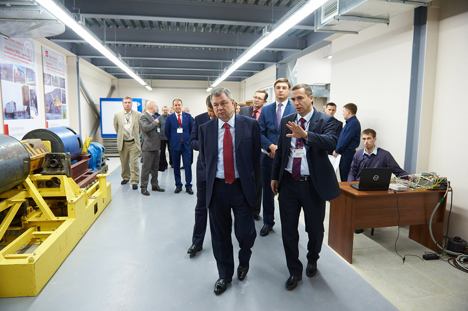 Обзорная экскурсия по административно-производственному комплексу компании «ОбнинскЭнергоТех» в городе Обнинске