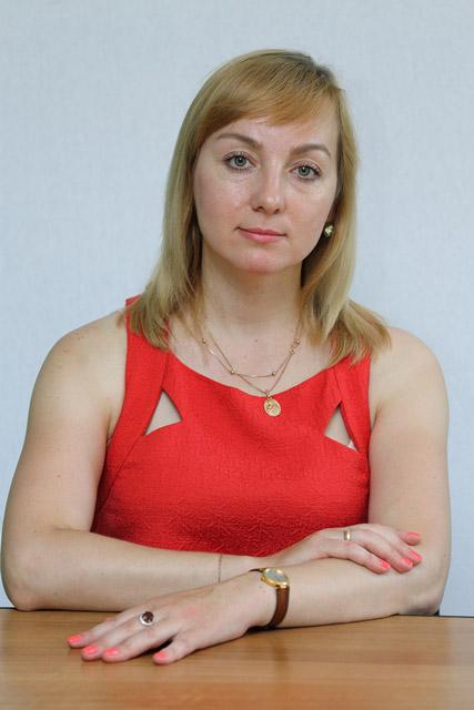 Оксана Леонидовна Промышляева