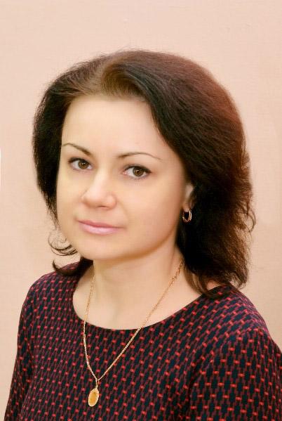 Оксана Павловна Александрова