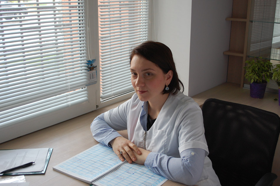 Оксана Пирметовна Улубекова