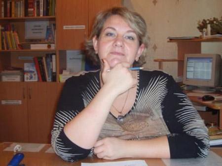 Оксана Валериановна Реутская