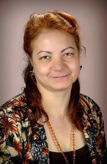 Оксана Васильевна Краснослободцева