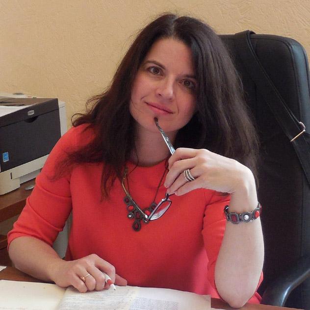 Оксана Владимировна Ощёхина