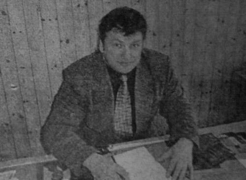 Олег Афанасьевич Лымарь