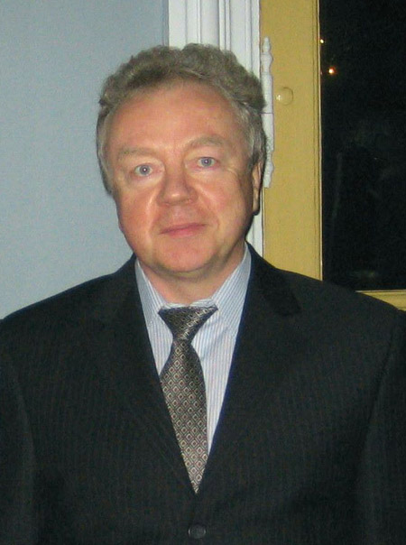 Олег Павлович Лукша