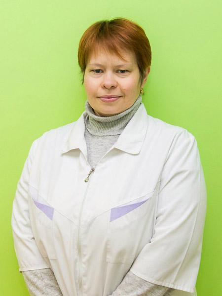 Ольга Александровна Безенова