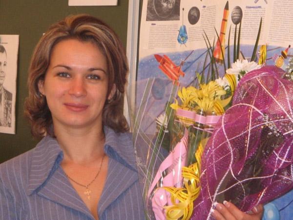 Ольга Анатольевна Воробей