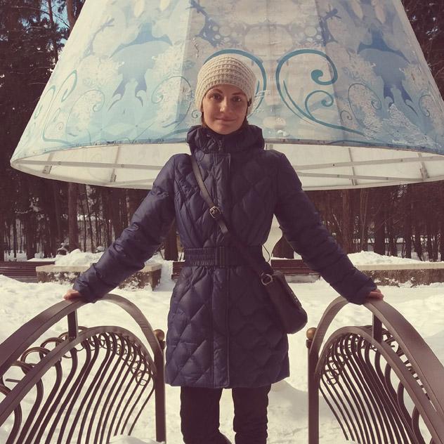 Ольга Игоревна Чашкова