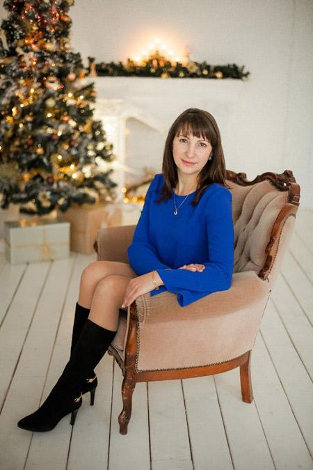 Ольга Михайловна Патрина