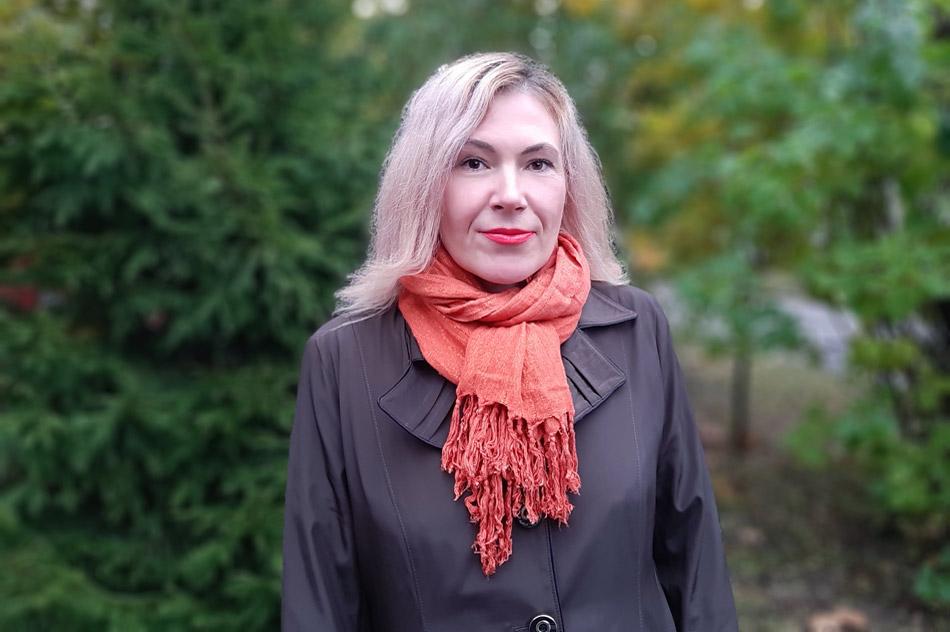 Ольга Михайловна Жалнина