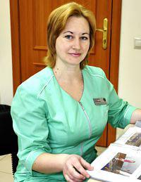 Ольга Валерьевна Нестеренко