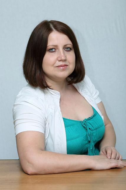 Ольга Витальевна Слесаревская