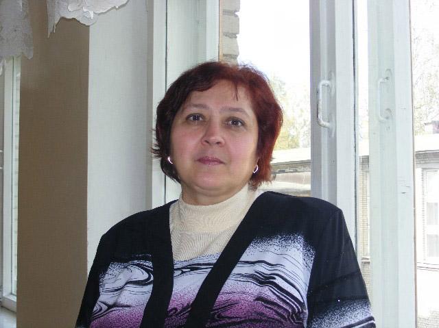 Ольга Владимировна Данилова