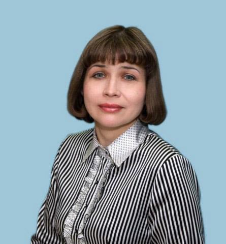 Ольга Владимировна Пестрикова