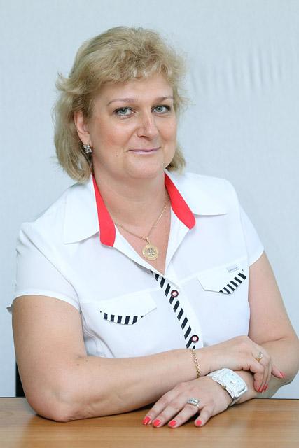 Ольга Вячеславовна Москалева