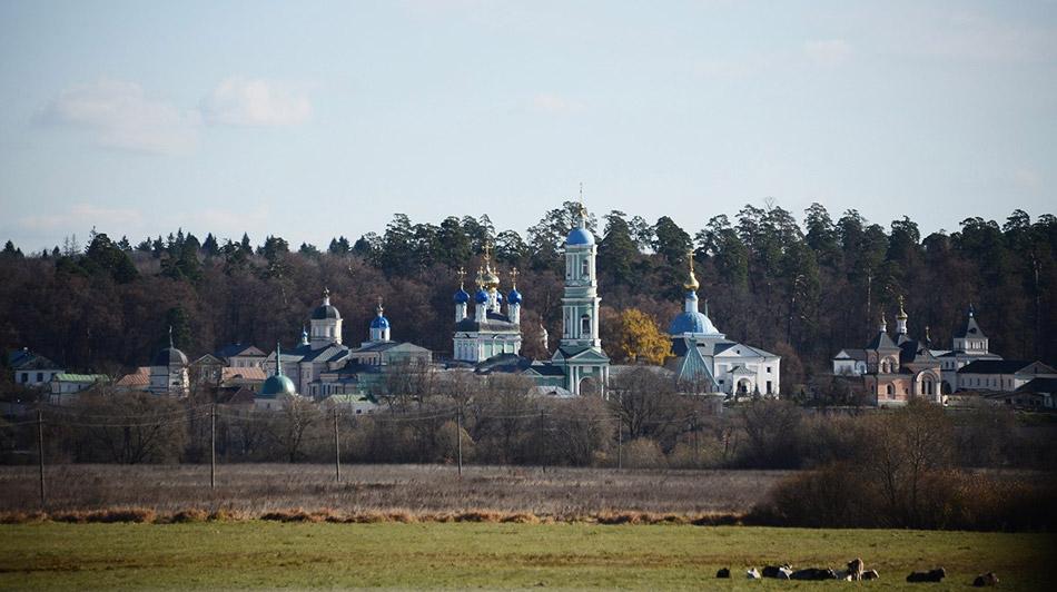 Мужской монастырь «Введенская Оптина пустынь» в Калужской области