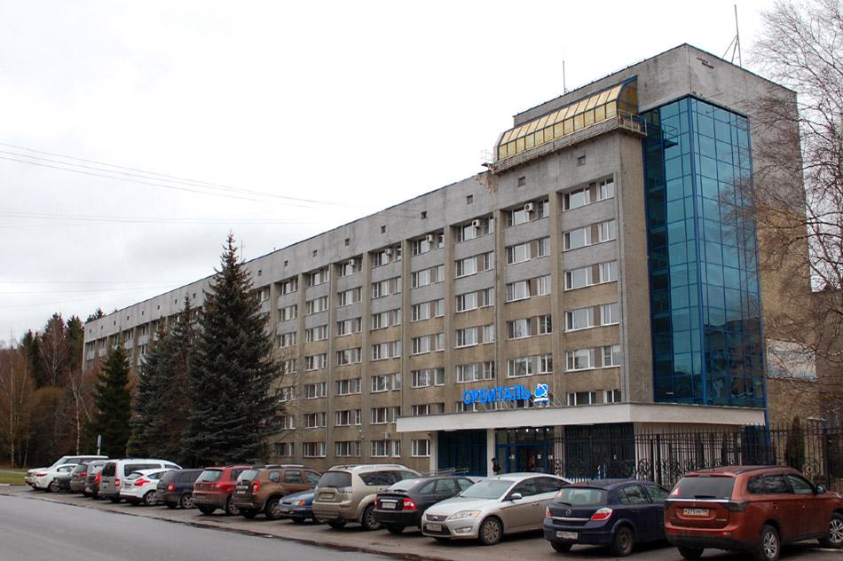 Гостиница «Орбиталь» в городе Обнинске