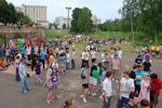 Овраг ИАТЭ в городе Обнинске