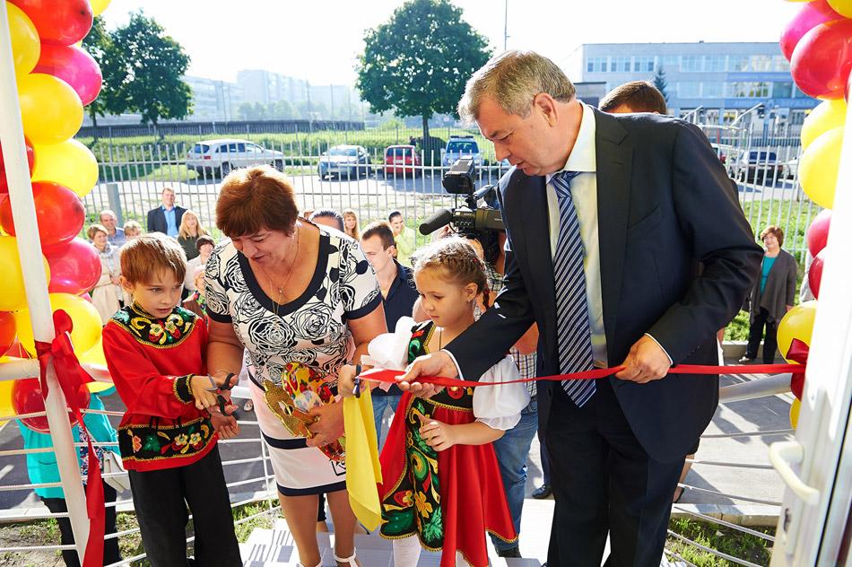 Открылась новая пристройка к детскому саду №2 «Палех» в городе Обнинске