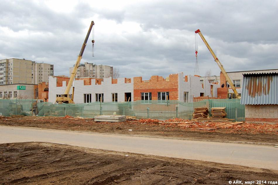 Детский сад №2 «Палех» в городе Обнинске: строительство отдельного блока на 100 мест