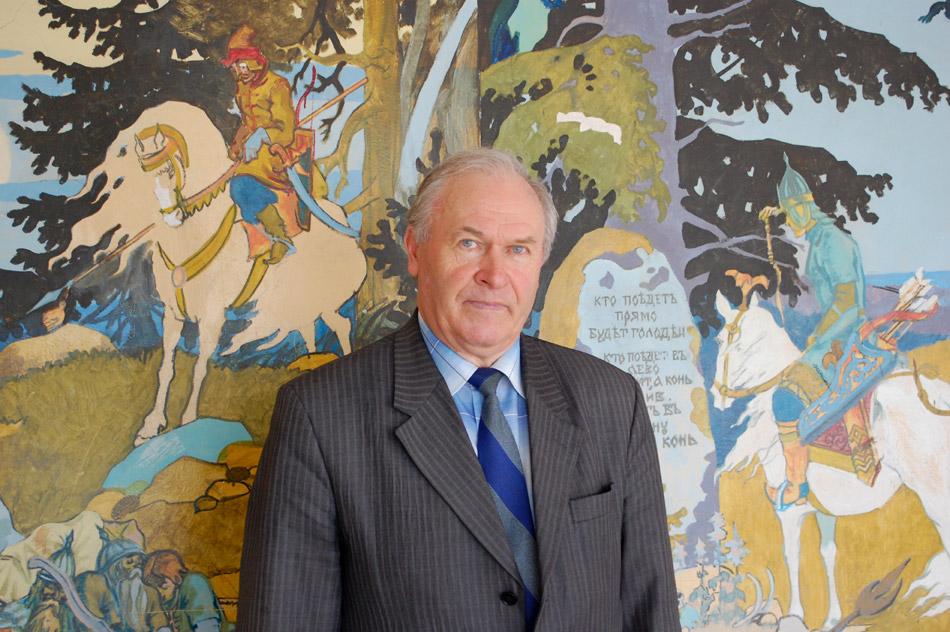 Павел Степанович Садченков