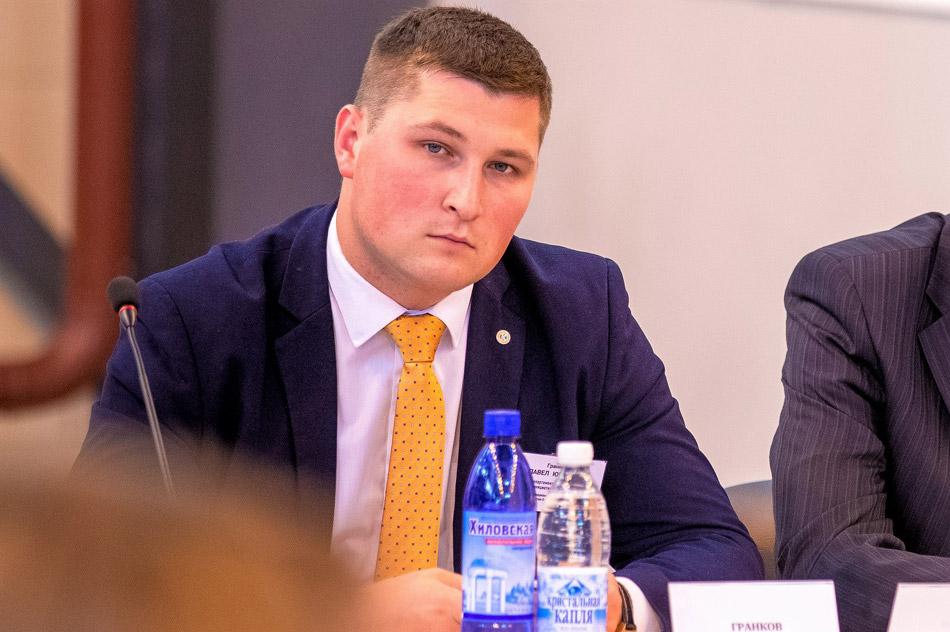 Павел Юрьевич Гранков