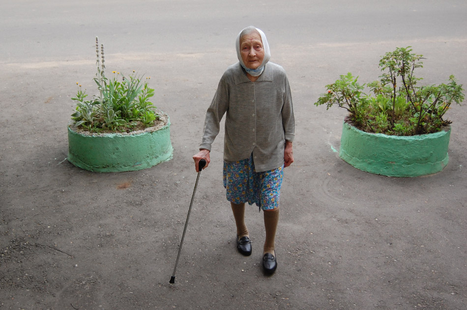 Пелагея Яковлевна Блинкова
